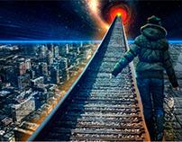 fotomanipulación ''otra dimensión''