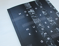 Museum of Cinematography - book design