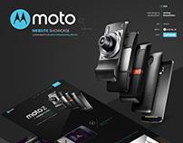 Lenovo / Moto Z - Website