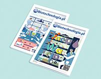 COVERS - BIOTECHNOLOGIA MAGAZINE