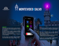 Ministerio del Interior / Montevideo a Salvo