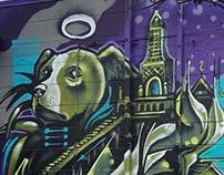 Murals | 2015-2017