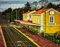 Estación de Barreda