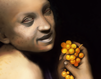 The sick Bacchus