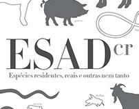 A Fauna Esadiana | Poster