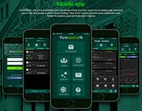 Forecastica iOS App