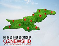 92News Social Graphics Projects