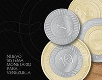 Caribe: Nuevas Monedas para Venezuela