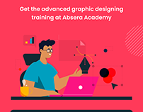 Get the advanced graphic designing training