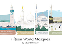 15 World Mosques