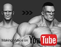 Hulk Making on YouTube