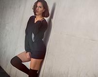 Angelique, model and dancer, Lyon
