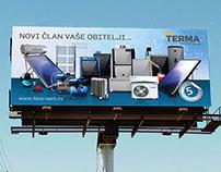 Billboards Fero-Term