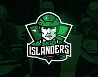 Amager Islanders | Logo