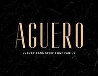 Aguero Sans Font (Free Download)