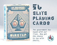 Wiretap Playing Cards