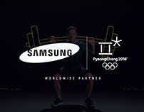 SAMSUNG - Road To PyeongChang 2018 [WEARESOCIAL]