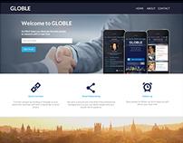 Globe Website Remake