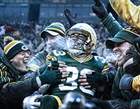STN Digital - Packers Playoff Campaign