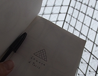 In the Louvre with my sketchbook