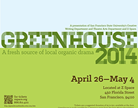Greenhouse Festival