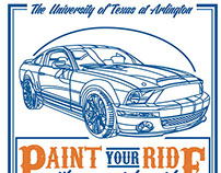 Paint Your Ride with Maverick Pride - 2013
