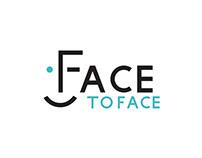 Face to Face Logo Animation