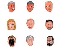 Кандидаты в президенты РФ 2018