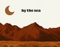 by the sea | poster