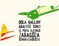 Exposición en El Poeta Eléctrico 2015