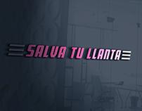 "Imagen Corporativa ""Salva tu llanta"""