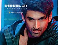 Aditya Roy Kapur for Diesel