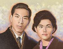 Mr. & Mrs. Eugene Lee