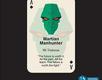 146: Series 7 - Poker Card Spade Suit