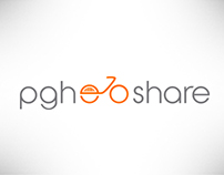 Bike Share Program - branding & website