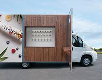 CHOBANI - Truck installation