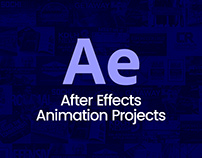 Adobe After Effects Animation Projects