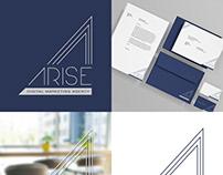 Logo Design - Arise Digital Marketing Agency