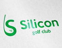 Silicon Golf Club Logo