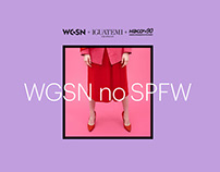 WGSN no SPFW