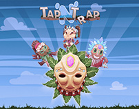 Thap'N'Trap - mobile game.