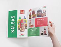 Catálogo de Productos El Sabor