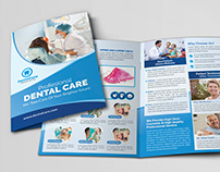 Dental Bi Fold Brochure