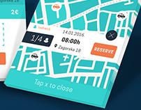 iRide - Mobile App