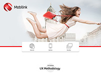 Redesign of Mobilink's Mobile & Web Experience