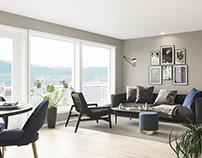 Visuals | Haus Osterøy | Detached housing | CGI
