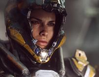 Anthem E3 Reveal Trailer