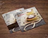 Cookies N Pies - Packaging