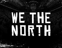 "Toronto Raptors ""We the North"" Poster Series"