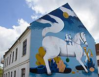 Public Art Horsens Mural